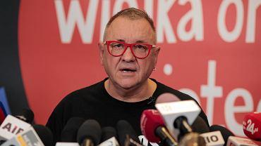 Jerzy Owsiak apeluje do Jarosława Kaczyńskiego o przeprosiny dla Agnieszki Holland