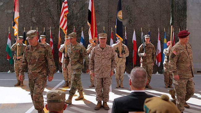 Irak: Amerykanie wycofują się z ważnych baz