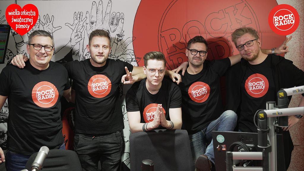 Rock Radio + WOŚP