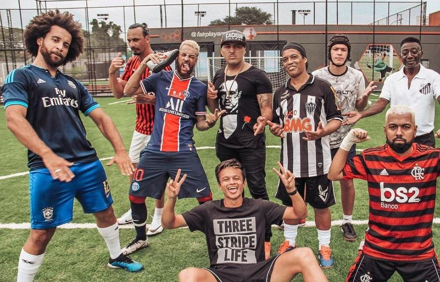 Sobowtóry gwiazd futbolu