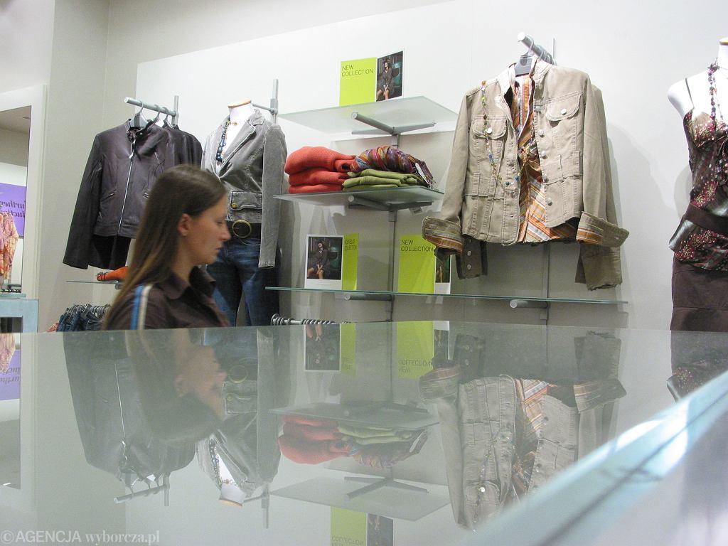 Promod zamyka sklepy w Polsce