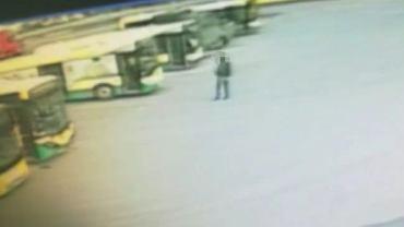 29-letni mieszkaniec Ostrołęki ukradł autobus z zajezdni