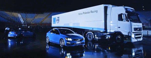 Volvo S60 / V60 Polestar | Wideo | Moc po Szwedzku
