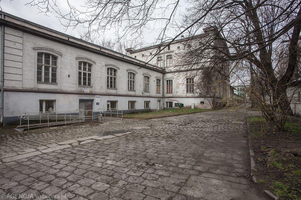 Zabudowania Dworca Górnośląskiego przy ul. Małachowskiego