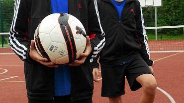 Bartek i Kuba Kisielewscy. Marzeniem obu chłopców jest zrobienie wielkiej kariery piłkarskiej. Obaj chcieliby grać w Borussii , Bayernie czy Barcelonie