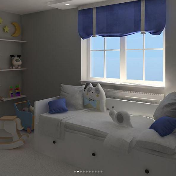 Edyta Pazura chwali się pokojem dla dziecka