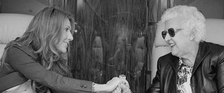 Matka Celine Dion nie żyje. Gwiazda pokazała niezwykłe rodzinne zdjęciecie