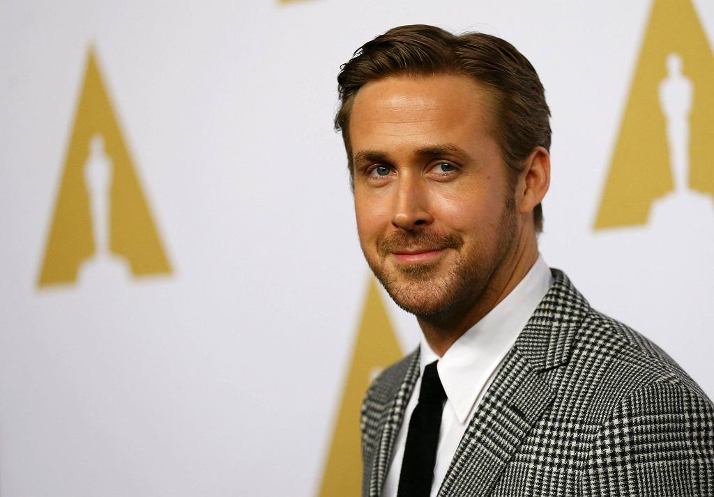Oscary 2017 - spotkanie dla nominowanych: Ryan Gosling