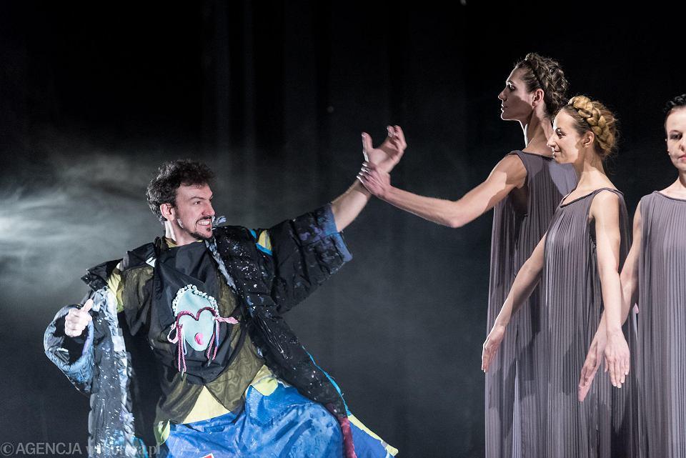 Wrocławski Teatr Pantomimy. 'Medea', reżyseria: Tomasz Szczepanek