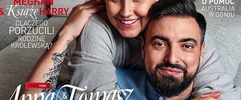 """Tomasz Sekielski szczerze o małżeństwie z Anną: """"My się wciąż kochamy i wciąż lubimy być ze sobą blisko"""""""