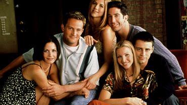 Ekipa serialu 'Przyjaciele'