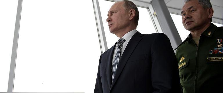 """Szojgu reaguje na plan NATO wobec Rosji. """"Gromadzą siły w pobliżu naszych granic"""""""