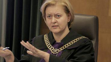 Sędzia Sądu Okręgowego Joanna Bitner