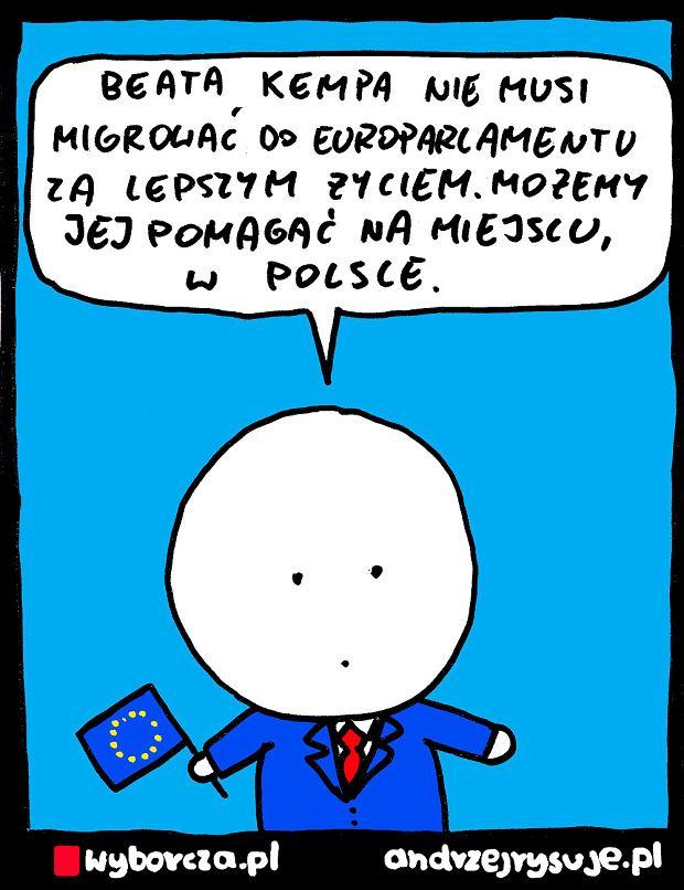 Andrzej Rysuje | EUROWYBORY - Andrzej Rysuje | 28.03.2019 -