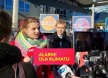 Alternatywna polska delegacja ruszyła na szczyt klimatyczny