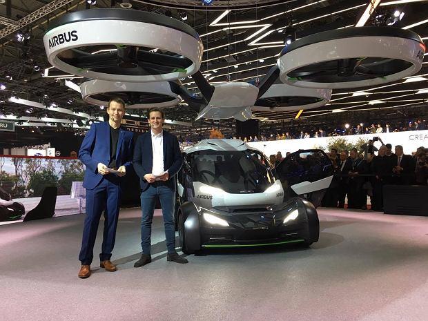 Pop.up na targach Geneva Motor Show 2017