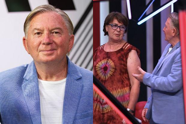 """W najnowszym odcinku """"The Voice Senior"""" wystąpi pan Jerzy Zwierzyński. Kibicować mu będzie siostra. Nie byłoby w tym nic nadzwyczajego, gdyby nie fakt, iż odnaleźli się całkiem niedawno po 50 latach niewidzenia się."""