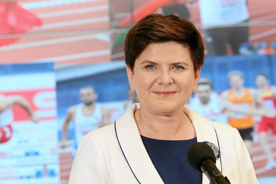 Premier Beata Szydło chce niższą podwyżkę