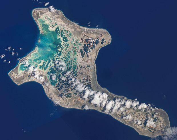 Kiritimati - wyspa Bożego Narodzenia
