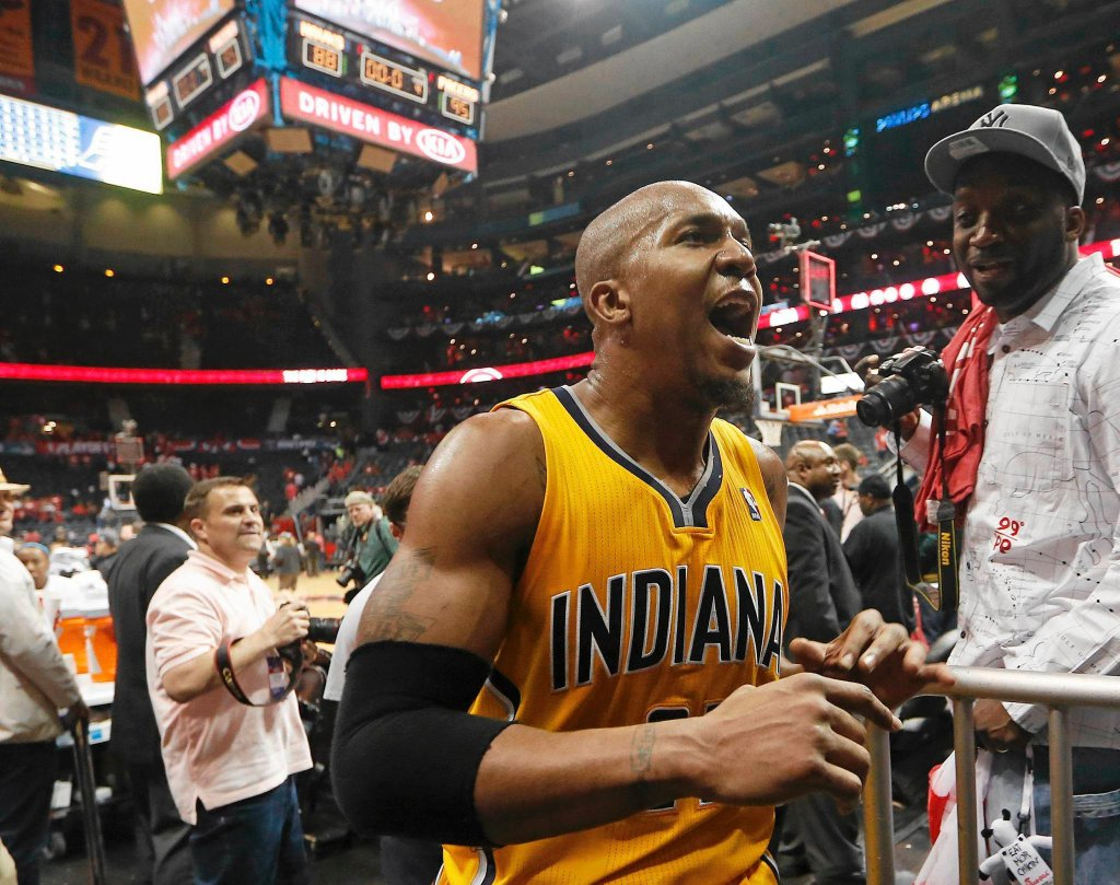 David West, bohater Pacers