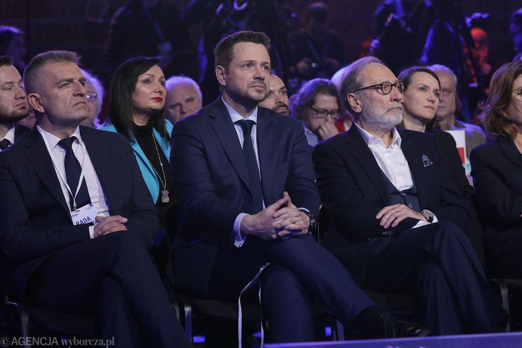 Rada Krajowa Platformy Obywatelskiej. Partia wybrała nowe władze, wśród wiceszefów Trzaskowski i Arłukowicz