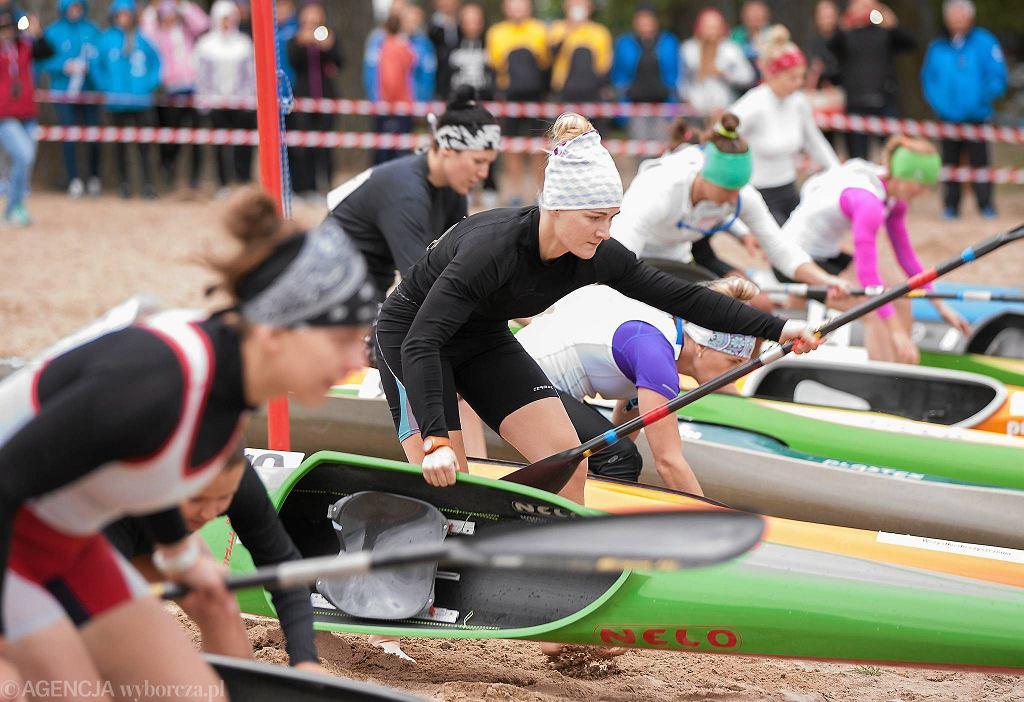 XXIX Międzynarodowe Mistrzostwa Polski w Maratonie Kajakowym w Olsztynie