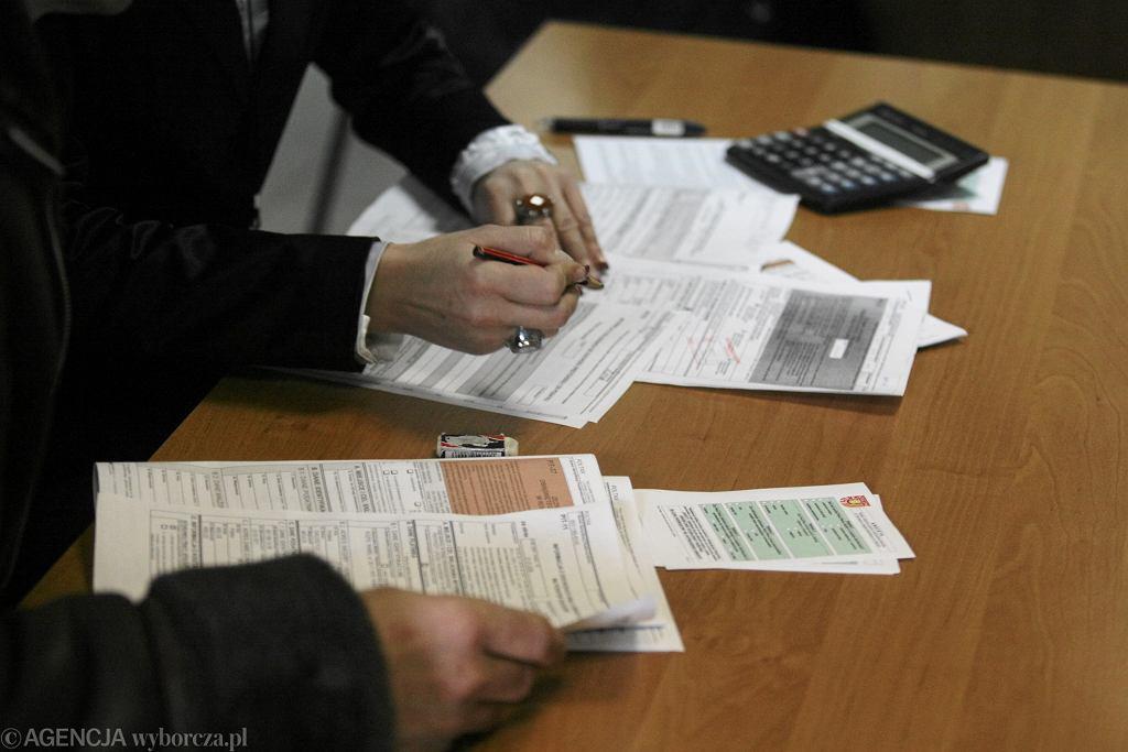 Rozliczenie podatków