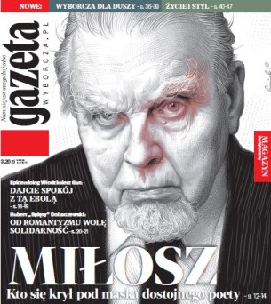 Czesław Miłosz Czyta Wiersz Rzeki Do Muzyki Syna Antoniego