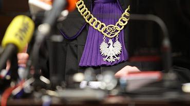 Łańcuch sędziowski (zdjęcie ilustracyjne)