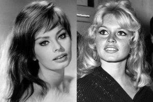 W sobotę Sophia Loren skończyła 80 lat, a kilka dni później również te same urodziny będzie obchodzić Brigitte Bardot. Kusząca Włoszka i namiętna Francuzka miały skrajnie różne życiorysy, obie jednak stały się niekwestionowanymi ikonami piękna. Zobaczcie niesamowite archiwalne zdjęcia z ich młodości.