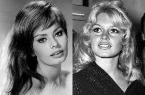 Sophia Loren, Brigitte Bardot