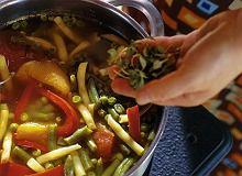 Zupa z fasolką szparagową - ugotuj