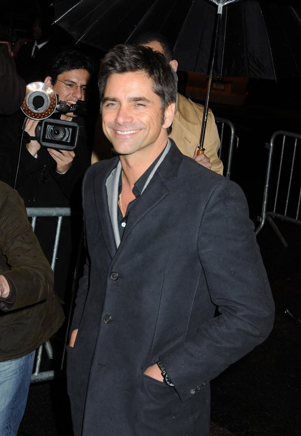 "03/06/2011 - John Stamos - ""That Championship Season"" Broadway Opening Night - Arrivals - Bernard B. Jacobs Theatre - New York City, NY, USA - Keywords:  Orientation: Portrait Face Count: 1 - False - Photo Credit: Janet Mayer / PR Photos - Contact (1-866-551-7827) - Portrait Face Count: 1"