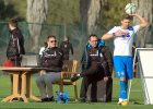 Barry Douglas wrócił do gry. Rozegrał pełne 90 minut w barwach Lecha Poznań