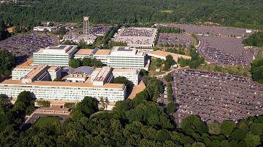 Siedziba CIA w Langley