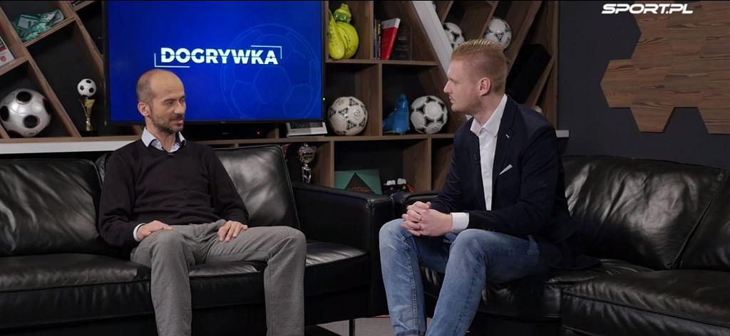 Rafał Rostkowski i Dominik Wardzichowski