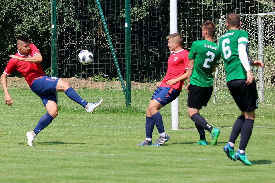 21 lipca 2018 r., Mecz towarzyski w podgorzowskich Różankach: Warta Gorzów - Falubaz Zielona Góra 4:0 (2:0)