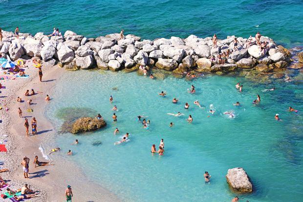 Turyści na Capri mogą zapłacić nawet kilka tysięcy złotych kary. Chodzi m.in. o plastikowe torby