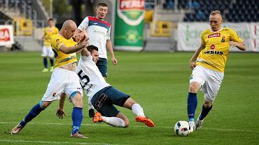 Motor Lublin - Spartakus Daleszyce 3;0.
