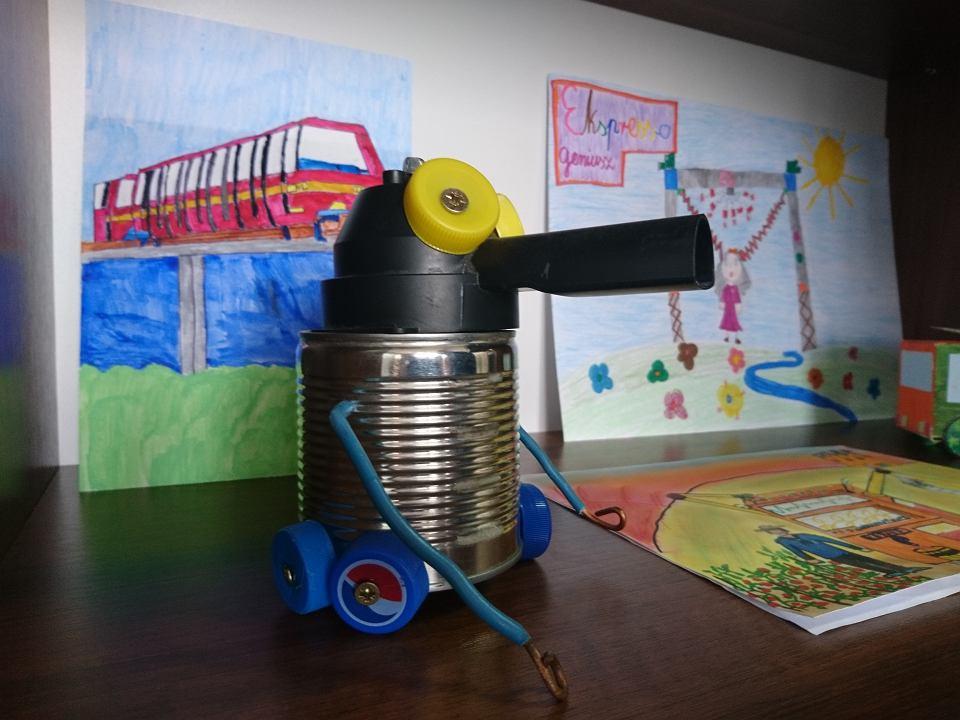 Praca nadesłana na konkurs 'Mój innowacyjny wynalazek'