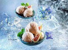 Lody ze świeżych fig - ugotuj