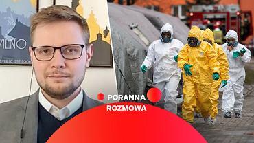 Michał Woś w Porannej Rozmowie Gazeta.pl