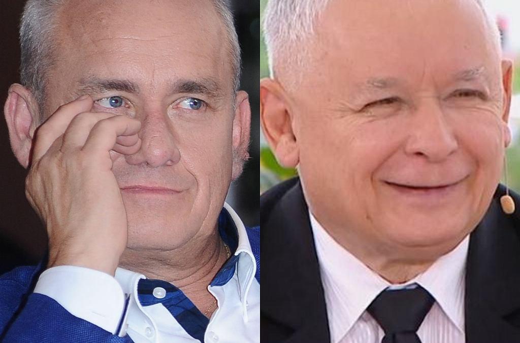 Michał Olszański, Jarosław Kaczyński