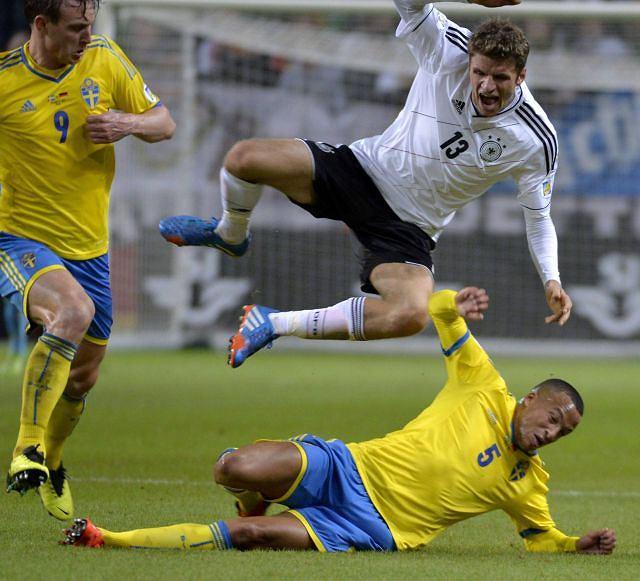 Szwecja - Niemcy 3:5