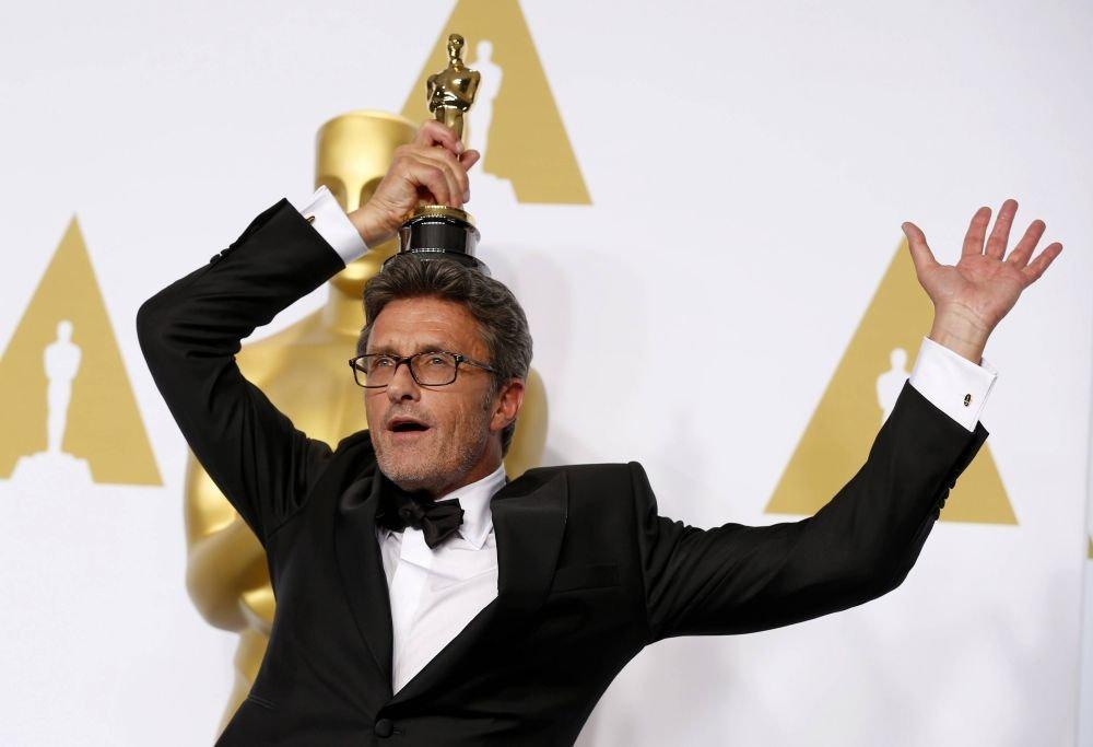 Paweł Pawlikowski z Oscarem dla najlepszego filmu zagranicznego