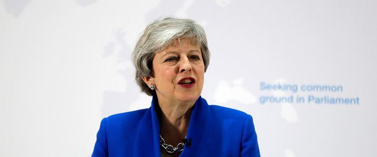 Brexit. Theresa May zgadza się na głosowanie ws. drugiego referendum