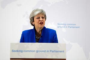 Brexit. Theresa May zgadza się na głosowanie w sprawie drugiego referendum