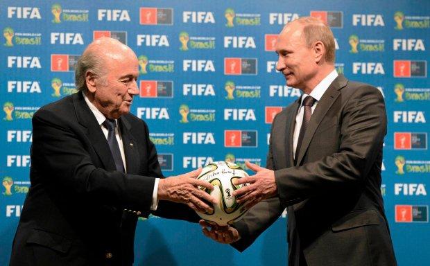 Korupcja w FIFA. Jak FIFA sprzedała mundial