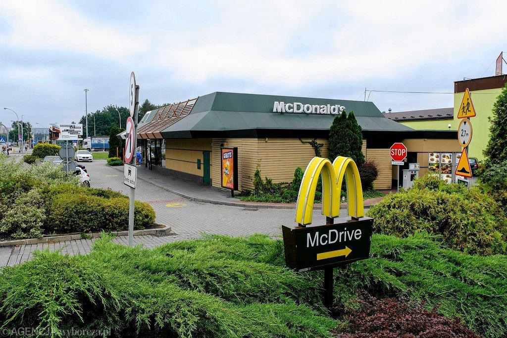 Przebudowa najstarszej rzeszowskiej restauracji McDonald's