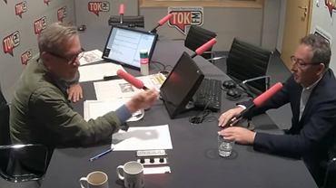 Jacek Żakowski i Bartłomiej Sienkiewicz